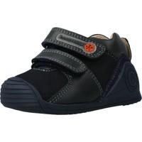 Schoenen Jongens Lage sneakers Biomecanics 181145 Blauw