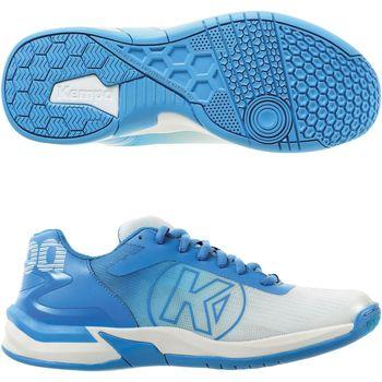 Schoenen Dames Allround Kempa Chaussures femme  Attack 2.0 blanc/bleu