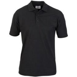 Textiel Heren Polo's korte mouwen Casual Classics  Zwart