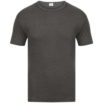 Ondergoed Heren Hemden Absolute Apparel  Houtskool