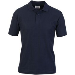Textiel Heren Polo's korte mouwen Casual Classics  Marine