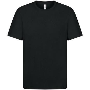 Textiel Heren T-shirts korte mouwen Casual Classics  Zwart