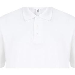 Textiel Heren Polo's korte mouwen Casual Classics  Wit