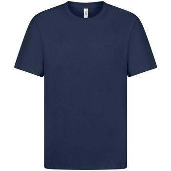 Textiel Heren T-shirts korte mouwen Casual Classics  Navy