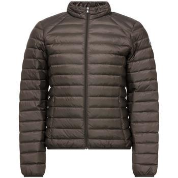Textiel Heren Dons gevoerde jassen JOTT Mat manche longue sans capuche Grijs