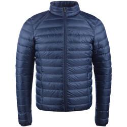 Textiel Heren Dons gevoerde jassen JOTT Mat ml  basique Blauw