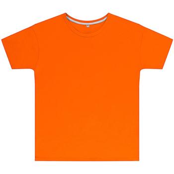 Textiel Kinderen T-shirts korte mouwen Sg SGTEEK Oranje