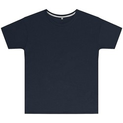 Textiel Kinderen T-shirts korte mouwen Sg SGTEEK Marineblauw