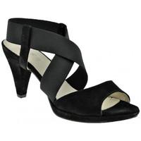 Schoenen Dames Sandalen / Open schoenen Keys  Zwart