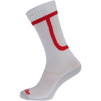 Accessoires Kinderen Sokken Apto  Wit/rood