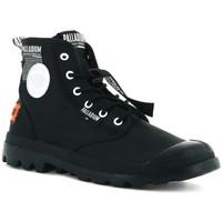 Schoenen Heren Hoge sneakers Palladium Lite overlab u Zwart