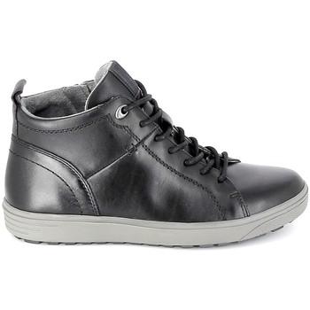 Schoenen Heren Hoge sneakers Jana Sneaker 25202 Noir Zwart