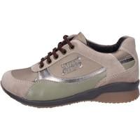 Schoenen Meisjes Sneakers Miss Sixty BK179 Beige