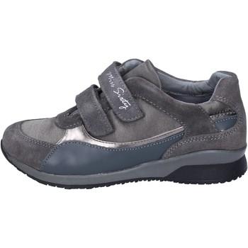 Schoenen Meisjes Lage sneakers Miss Sixty BK180 Gris