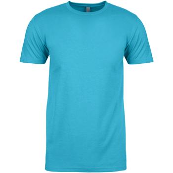 Textiel Heren T-shirts korte mouwen Next Level NX6210 Bondi Blauw