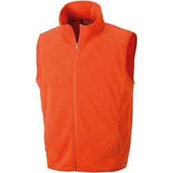 Textiel Heren Vesten / Cardigans Result R116X Oranje