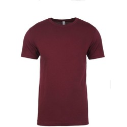 Textiel T-shirts korte mouwen Next Level NX3600 Marron