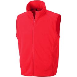 Textiel Heren Vesten / Cardigans Result R116X Rood