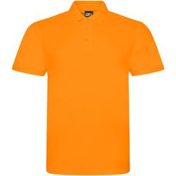 Textiel Heren Polo's korte mouwen Prortx RX101 Oranje
