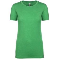 Textiel Dames T-shirts korte mouwen Next Level NX6710 Envy