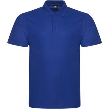 Textiel Heren Polo's korte mouwen Prortx RX101 Koninklijk