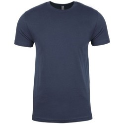 Textiel T-shirts korte mouwen Next Level NX3600 Indigo
