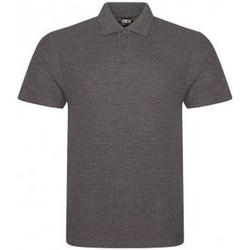 Textiel Heren Polo's korte mouwen Prortx RX101 Houtskool