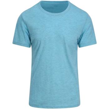Textiel Heren T-shirts korte mouwen Awdis JT032 Surfzeeblauw