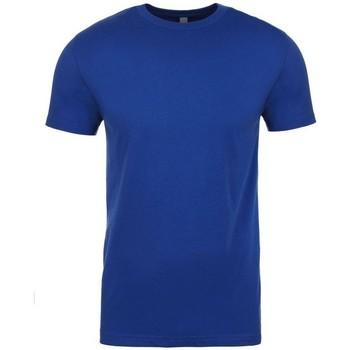 Textiel T-shirts korte mouwen Next Level NX3600 Koningsblauw