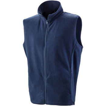 Textiel Heren Vesten / Cardigans Result R116X Marine