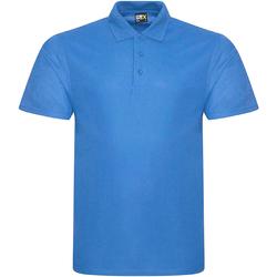 Textiel Heren Polo's korte mouwen Prortx RX101 Saffier