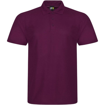 Textiel Heren Polo's korte mouwen Prortx RX101 Bourgondië