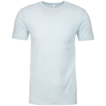 Textiel Heren T-shirts korte mouwen Next Level NX6210 Ijsblauw