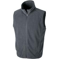 Textiel Heren Vesten / Cardigans Result R116X Houtskool