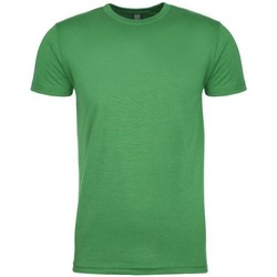 Textiel Heren T-shirts korte mouwen Next Level NX6210 Kelly Groen