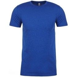 Textiel Heren T-shirts korte mouwen Next Level NX6210 Koningsblauw
