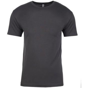 Textiel T-shirts korte mouwen Next Level NX3600 Zwaar metaal