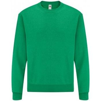 Textiel Heren Sweaters / Sweatshirts Fruit Of The Loom SS9 Heather Groen