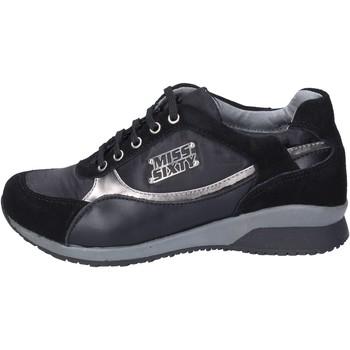 Schoenen Meisjes Sneakers Miss Sixty BK182 Noir