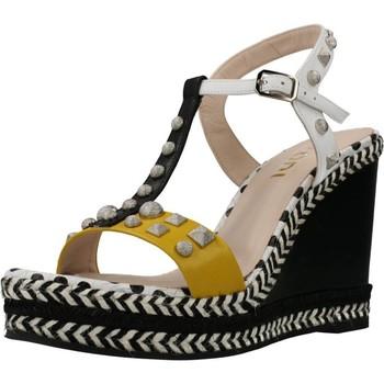 Schoenen Dames Sandalen / Open schoenen Lodi YOGAN Wit