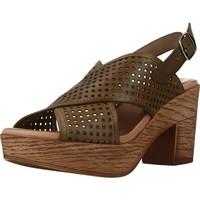 Schoenen Dames Sandalen / Open schoenen Cokketta 1210Y Groen