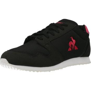 Schoenen Meisjes Lage sneakers Le Coq Sportif JAZY GS GIRL SPORT Zwart
