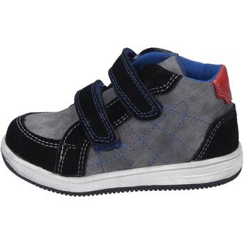 Schoenen Jongens Sneakers Didiblu Baskets BK204 Noir
