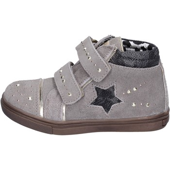 Schoenen Meisjes Sneakers Didiblu Baskets BK205 Beige
