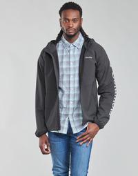 Textiel Heren Wind jackets Columbia PANTHER CREEK JACKET Zwart