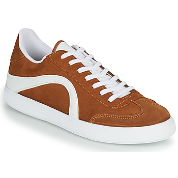 Schoenen Heren Lage sneakers André POLO Brown