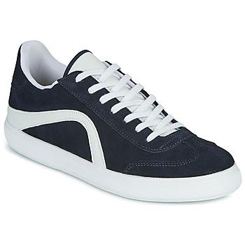 Schoenen Heren Lage sneakers André POLO Blauw