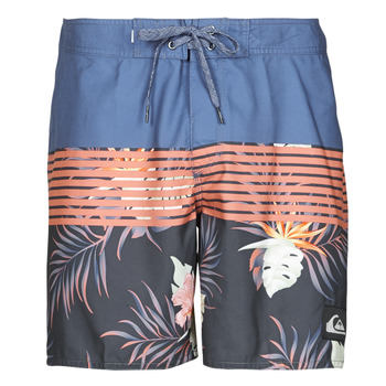 Textiel Heren Zwembroeken/ Zwemshorts Quiksilver EVERYDAY DIVISION 17 Blauw