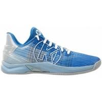 Schoenen Dames Allround Kempa Chaussures femme  Attack One 2.0 bleu/gris clair chiné