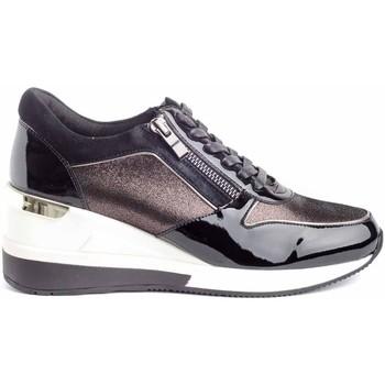 Schoenen Dames Lage sneakers Stephen Allen 2077-5 Zwart